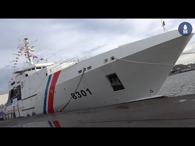 Gabriela Silang OPV Handed Over to Philippine Coast Guard by OCEA