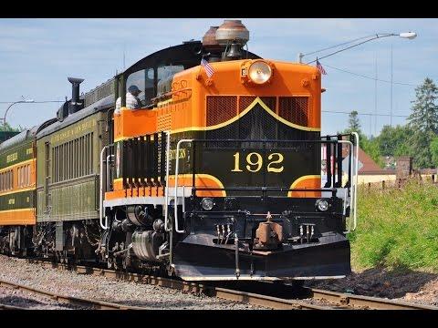 Diesel Trains Galore 2!