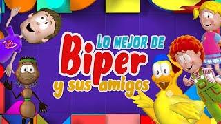 Biper y sus Amigos - Lo Mejor de Biper y sus Amigos (Playlist)