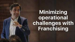 Franchise Management Series by(Minimizing operational challenges)