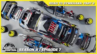 homepage tile video photo for Launch Control: Road to Gymkhana - Part 2