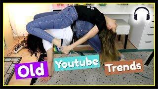 Φέραμε πίσω παλιά YouTube trends || fraoules22
