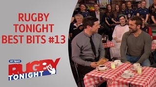 Rugby Tonight Best Bits Episode 13 | Rugby Tonight