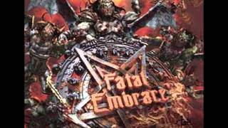 FATAL EMBRACE - EVIL DEAD (DEATH COVER)