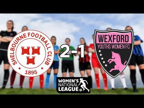 WNL GOALS GW5: Shelbourne 2-1 Wexford Youths