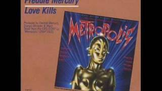 Freddie Mercury & Giorgio Moroder - Rot Wang