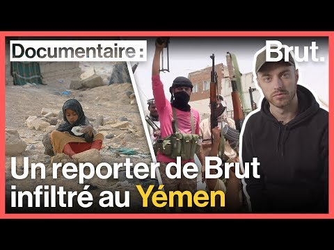 Yémen: les images rares d'une guerre qui embarrasse le gouvernement français