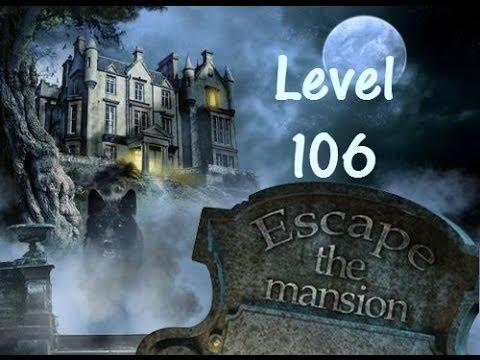 Escape The Mansion Walkthrough Cheat Tutorial Level 106