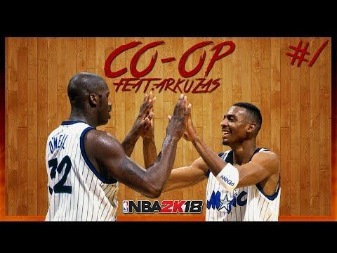NBA 2K18 - COOP FT.ARKUZAS : LE RETOUR DE LA SÉRIE !