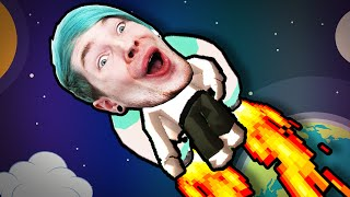 JETPACK INTO SPACE!! | Radical Rockits