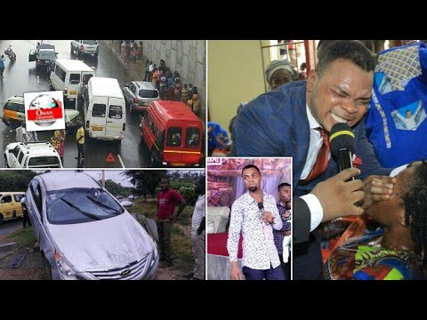 Breaking:Secret BEHIND Obinim J.Pastor One Blow Accdent Revealed