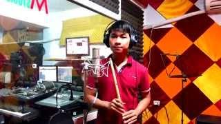 Ngược dòng hương giang - Sáo trúc Mão Mèo &  Guitarist Hoàng Như Định