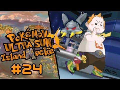 Let's Play Pokemon Ultra Sun Islandmocke:  Part 24 - A Shocking Trial