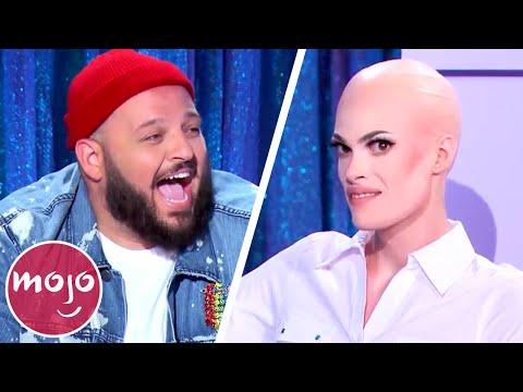 Drag Race Recap: Snatch Game With Mean Girls Stars | MsMojo's Drag Race RuCap