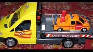 Мультики про машинки. Смотреть мультфильм с детскими игрушками. . vekmnbrb
