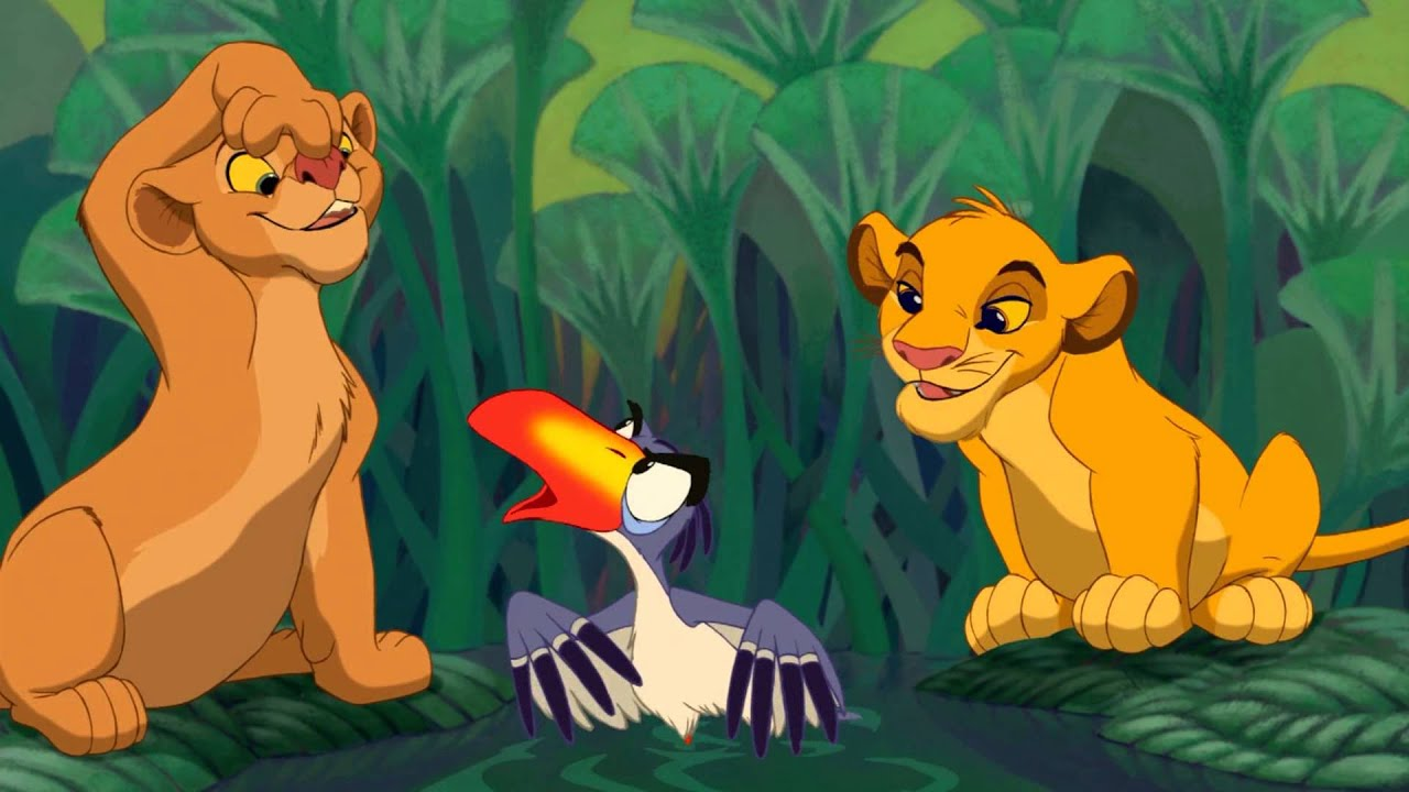 Disney Lion King Just Can T Wait To Be King Norwegian