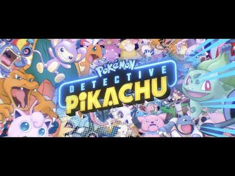 R/G/B/Y Title - Detective Pikachu Credits Theme