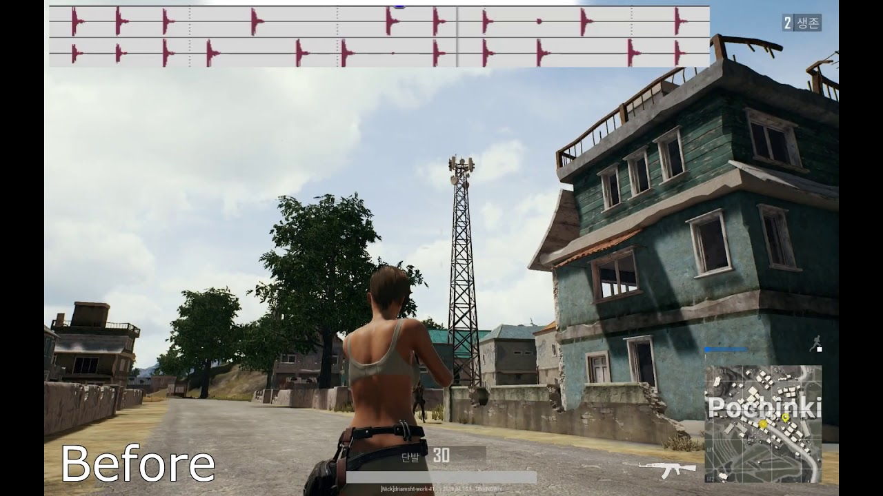 The PUBG developers changed the way sound works in the game