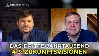 Zukunftsvisionen - Das 3. Jahrtausend #3 mit Dirk Pohlmann und Robert Fleischer