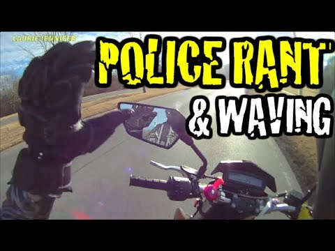 Leawood Police Rant! +more waving at people