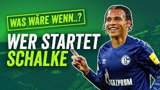 Schalke mit Sané, Özil und Neuer! Was wäre wenn..?