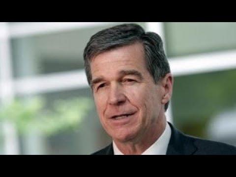 North Carolina governor expands lawsuit against GOP