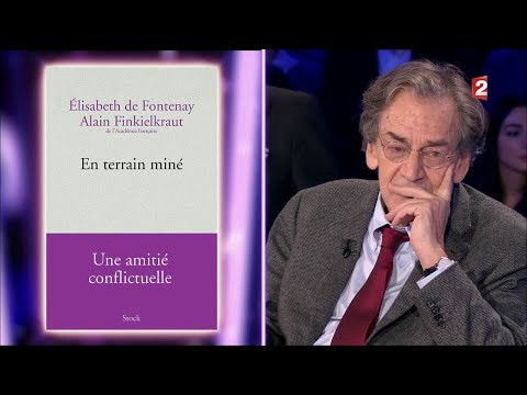 Alain Finkielkraut - On n'est pas couché 25 novembre 2017 #ONPC