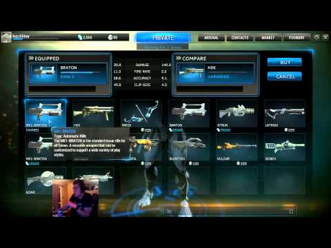 Space Station Escape System and Warframe live