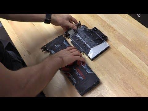 Most COMPACT Gaming Card - Zotac GTX 1080 Ti ArcticStorm Mini Classic Unboxing