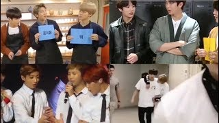 jungkook's tactics to be with jimin