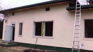 Wyburzanie starego domu przed budową domu szkieletowego TOP BUD®