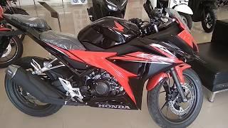 Mantap Cowo Banget.Ready Honda CBR 150 Black Red Ada Super Honda Ketanggungan