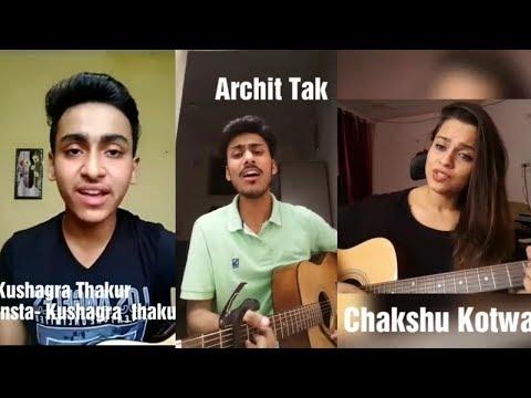 Best Hath chumme Cover Kushagra Thakur v/s Archit Tak v/s Chakshu Kotwal