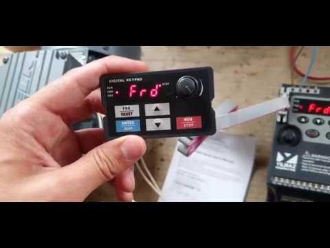 Скалярный преобразователь частоты серии YB1000