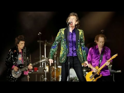 The Rolling Stones - I Can't Get No Satisfaction (Cuba Live-2016)