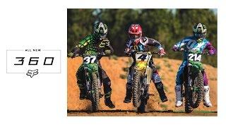 Fox MX17 | 360 Racewear | NEW LOOK, TIMELESS HERITAGE