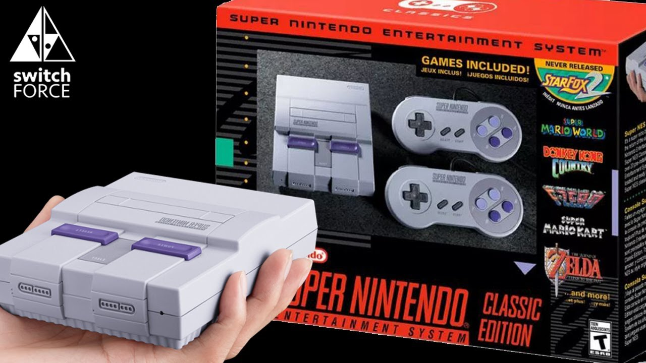 Snes classic edition official reveal full games list - How much is a super nintendo console worth ...