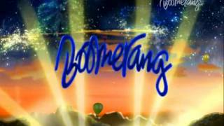 Boomerang Hungary / CE New Look Continuity 2012 April