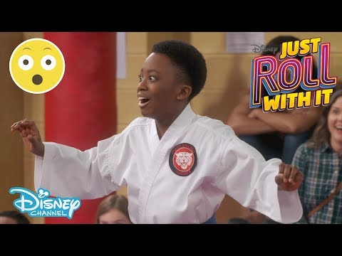 Just Roll With It | SNEAK PEEK: Blair's Insane Karate Skills