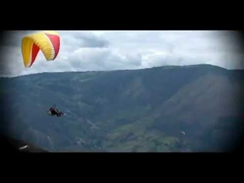 Volar en Parapente la mejor experiencia