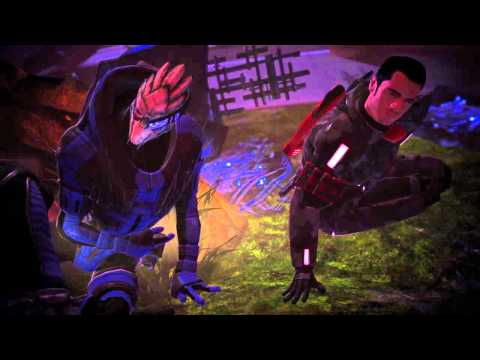 Deleted scenes | Mass Effect