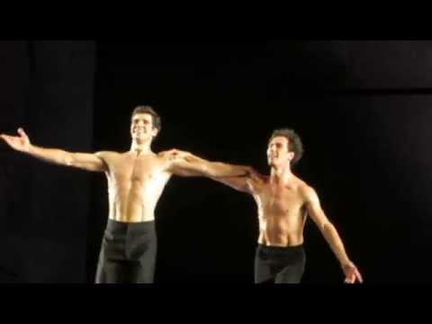 Roberto Bolle  Bolle Tour 2015  Curtain call  Terme di Caracalla
