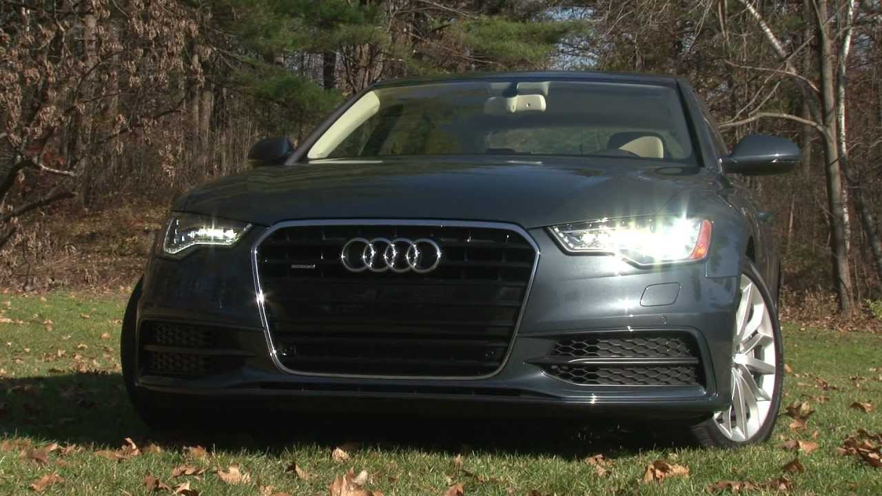 2012 audi a6 3 0t drive time review testdrivenow youtube. Black Bedroom Furniture Sets. Home Design Ideas