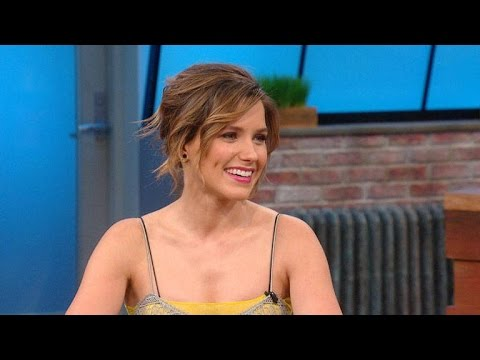 Sophia Bush Admits She Doesn't Always Eat Healthy and Work Out