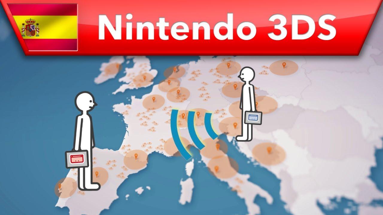 Repetidores de StreetPass (Nintendo 3DS)