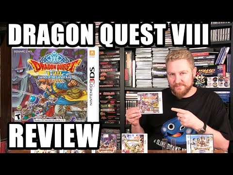 DRAGON QUEST VIII REVIEW - Happy Console Gamer