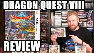 Repeat youtube video DRAGON QUEST VIII REVIEW - Happy Console Gamer