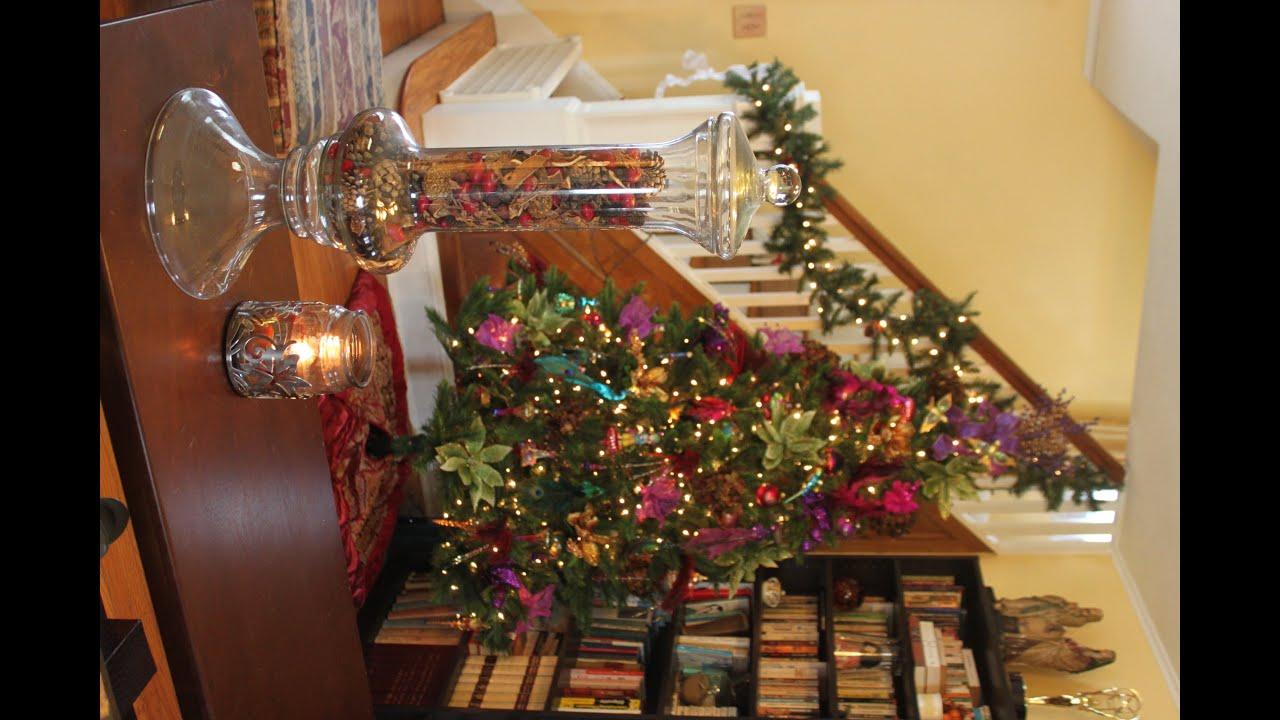 christmas house tour 2013 youtube