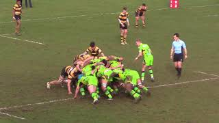 Wasps U18s vs Saints U18s Highlights