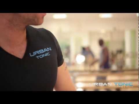Urban tonic, coach sportif à Lyon : Coaching avec un athlète